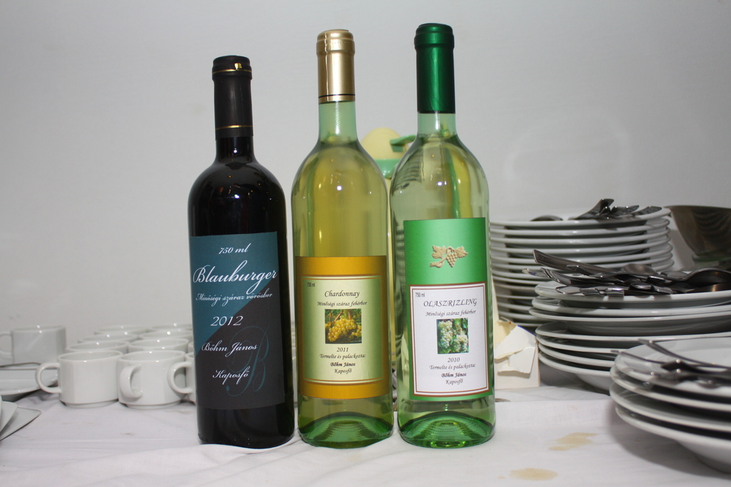 Helyi borok Bőhm Jánostól