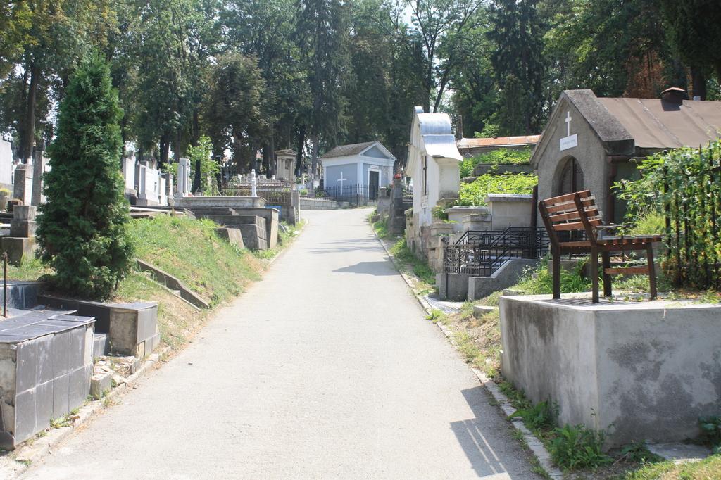 Kolozsvári Házsongárdi temető