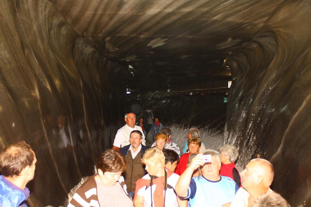 Tordai sóbányában 1