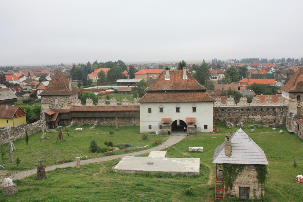 Lázár kastély 1