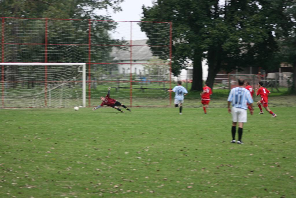Kfő-Bárd 1-5 Kaposfői gól