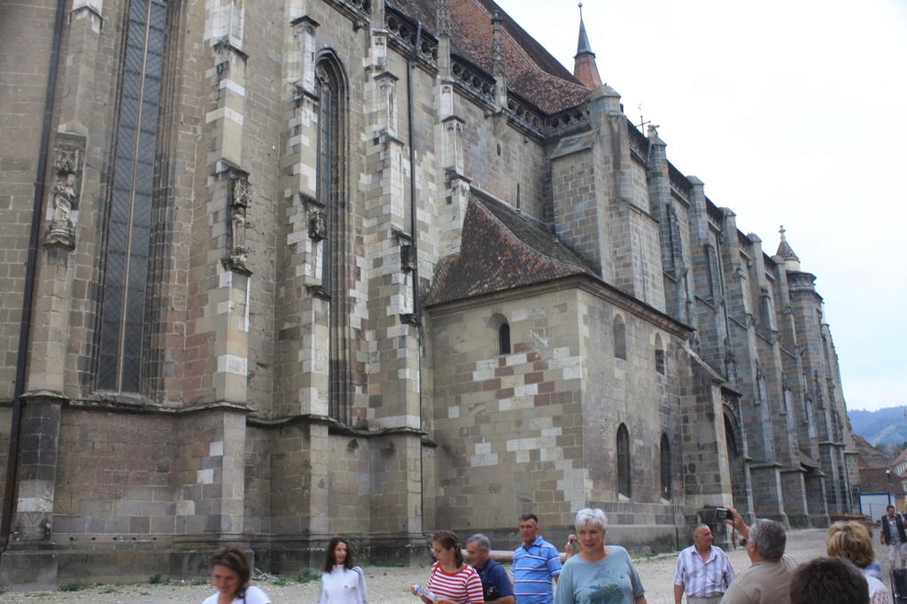 Brassó Fekete templom 2