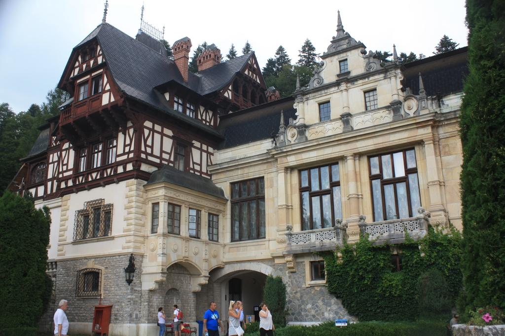 Peles kastély 2
