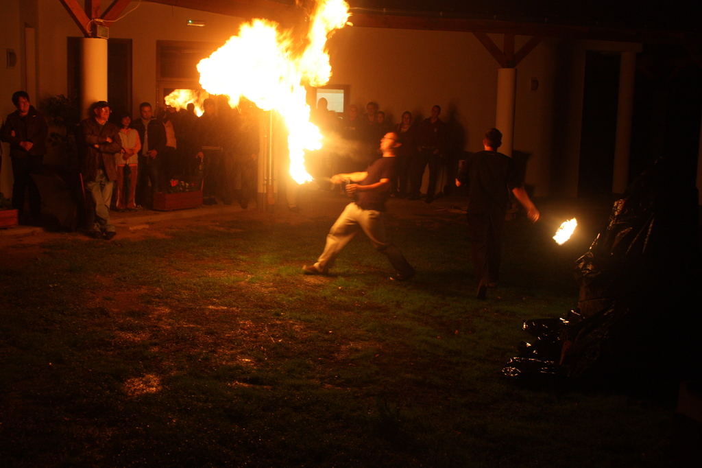 Tűzzyonglőr  5