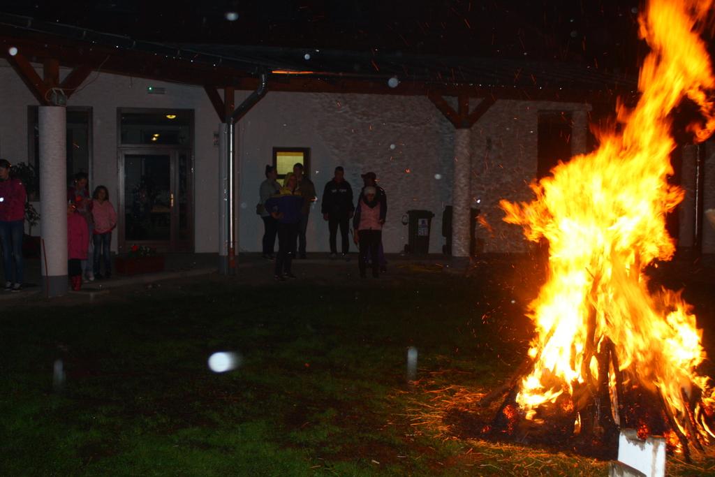 Szent Mihály tüze