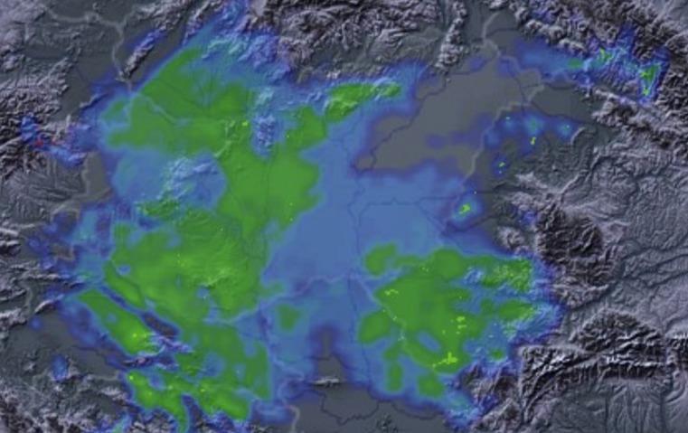 Radarkép 2o15 október 11