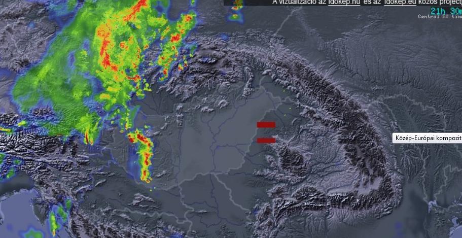 Radarkép 2011 május 27
