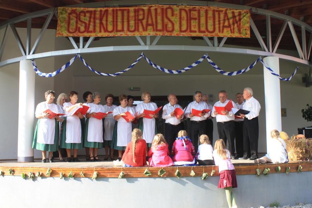Tüskevári nyugdíjasok