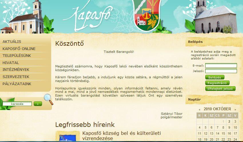Kaposfő.hu