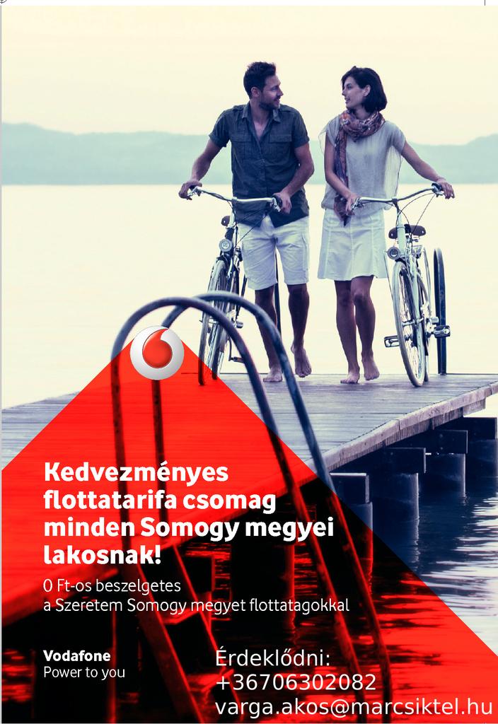 Vodafone területi ajánlata