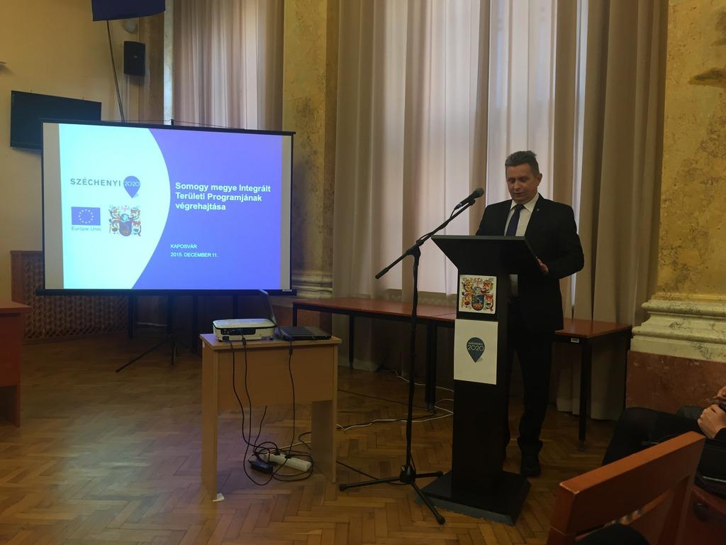 Jakó Gergely SM Közgyűlés elnöke