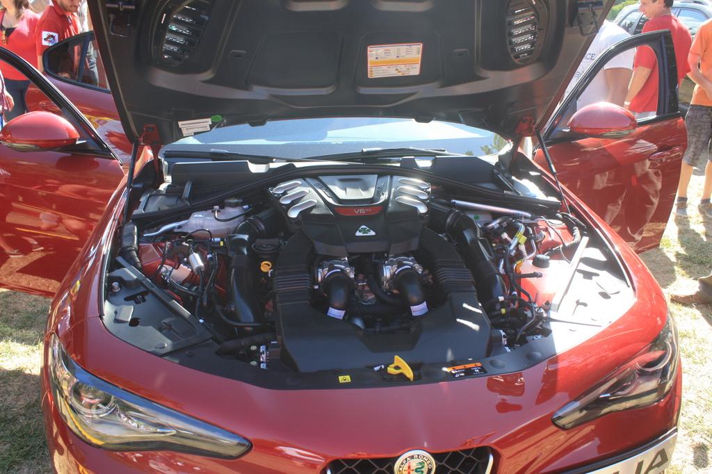 a QV motortere
